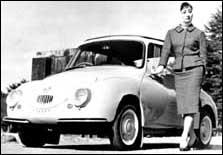 Subaru 360 1958 г.