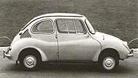 Subaru 450 1961 г.