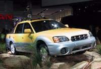 Subaru Baja 2003 г.