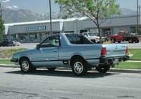 Subaru Brat 1986 г.