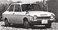 Subaru FF 1970 г.