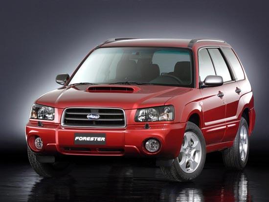 Subaru Forester 2003 г.