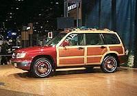 Subaru Forester Woody 1999 г.