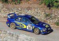 Subaru Impreza WRC 2000 г.