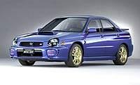 Subaru Impreza WRX STi 2001 г.