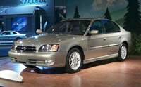 Subaru Legacy 2000 г.