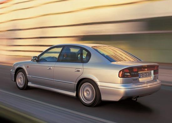 Subaru Legacy 2001 г.