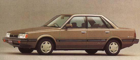 Subaru Leone 1988 г.