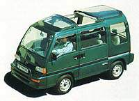 Subaru Libero 1991 г.