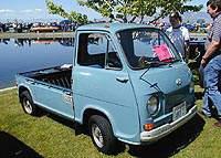 Subaru 360 Pickup 1969 г.