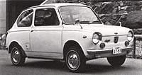 Subaru R-2 1970 г.