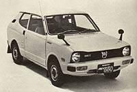 Subaru Rex 550 1978 г.