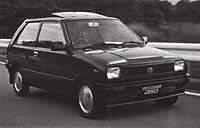 Subaru Rex 1987 г.