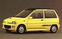 Subaru Rex 660 1990 г.