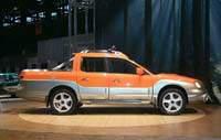 Subaru ST-X 2001 г.