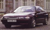 Subaru SVX 1990 г.